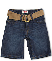 Levi's® Kids - Boys' Belted 5-Pocket Short (Little Kids)