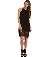 Just Cavalli - Tank Dress w/ Lace Panel