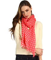 Kate Spade New York - Framed Dot Scarf