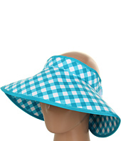 Kate Spade New York - Gingham Roll Up Visor