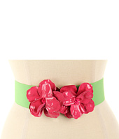 Kate Spade New York - Kissing Fabric Flower Belt