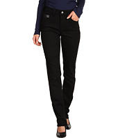 Miraclebody Jeans - Skinny Jean w/ Sequined Pockets in Raven