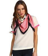 Kate Spade New York - Pop! Silk Square Scarf