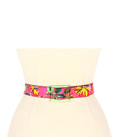 Kate Spade New York - Reversible Printed Trouser Belt