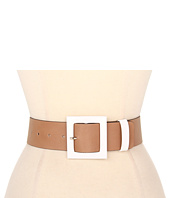 Kate Spade New York - Wide Contrast Keeper Belt