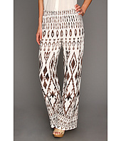 Karen Kane - Ikat Border Pull On Pant