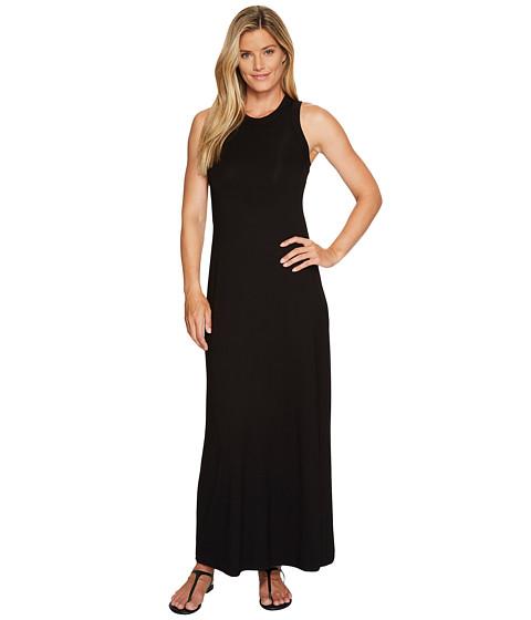 Karen Kane High Neck Maxi Dress