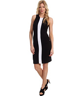 Karen Kane - Sleeveless Contrast Dress