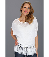 Karen Kane - Fringe Tape Yarn Sweater