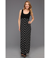 Karen Kane - Thin Stripe Maxi Tank Dress