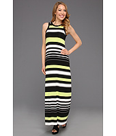Karen Kane - Multi Stripe Maxi Tank Dress