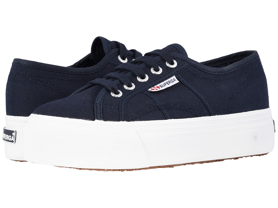Superga 2790 Acotw (Navy) Women