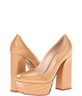 Bottega Veneta - Round Toe Pump