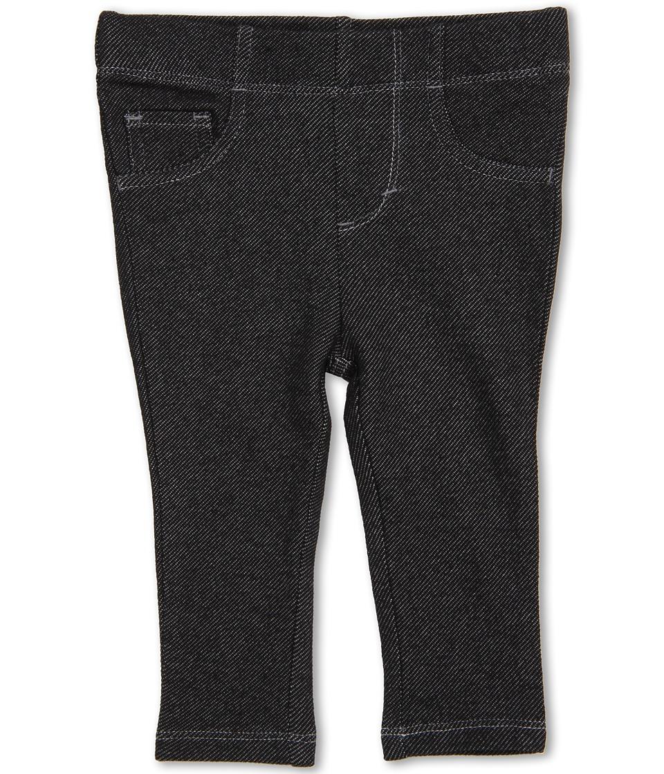 Levis(r) Kids - Essential Knit Legging (Infant) (Black) Girls Casual Pants
