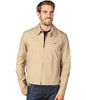 Lacoste - Unlined Zip Front Jacket
