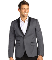 Ben Sherman - Plectrum Iridescent Cotton Twill Tuxedo Blazer