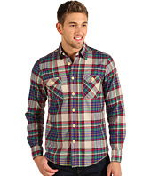 Ben Sherman - Laundered Twill Tartan Check Shirt
