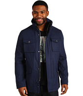 Ben Sherman - Wadded Melton Coat