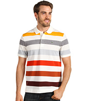 Lacoste - S/S Multi Color Bar Stripe Pique Polo