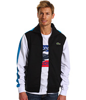 Lacoste - Andy Roddick Track Jacket w/ Colorblock Sleeves