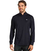 Lacoste - Quarter Zip Super Dry T-Shirt