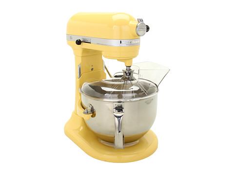 KitchenAid 6 Quart Professional 600 Stand Mixer Majestic Yellow