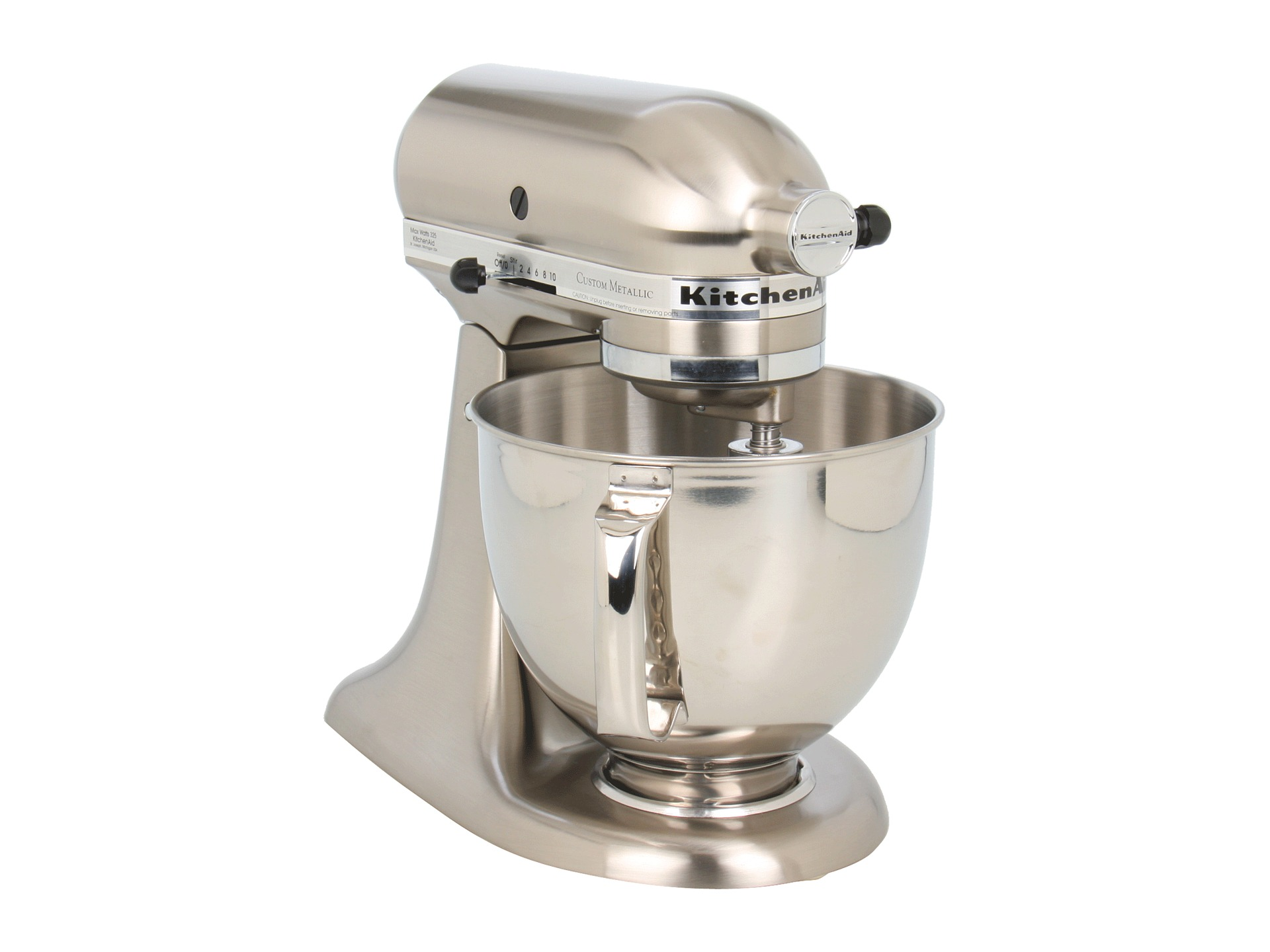 KitchenAid KSM152PS Custom Metallic Series 5 QT Stand Mixer