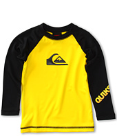 Quiksilver Kids - All Time L/S Rashguard (Toddler)