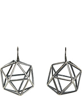 Bottega Veneta - Silver Earrings