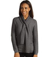 Jones New York - L/S Scarf Front Cardigan