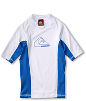 Quiksilver Kids - DOB S/S Rashguard (Little Kids/Big Kids)