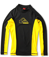 Quiksilver Kids - DOB L/S Rashguard (Little Kids/Big Kids)