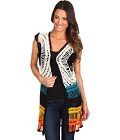 Rock and Roll Cowgirl - Crochet Vest