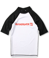 Quiksilver Kids - Phaser S/S Rashguard (Little Kids/Big Kids)