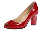 Taryn Rose - Fierce (Red Patent Leather) - Footwear