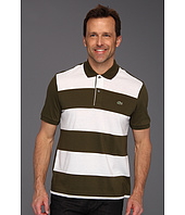 Lacoste - S/S Jersey Wide Stripe Polo