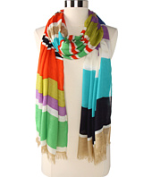 Kate Spade New York - Picnic Multistripe Scarf