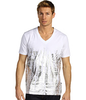 Just Cavalli - Painted V-Neck Tee