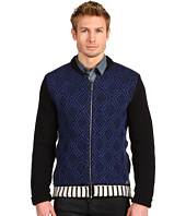 Just Cavalli - Chunky Diamond Jacquard Sweater
