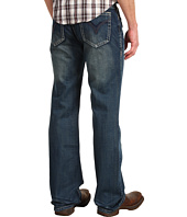 Rock and Roll Cowboy - Double Barrel Relax Jean in Dark Wash
