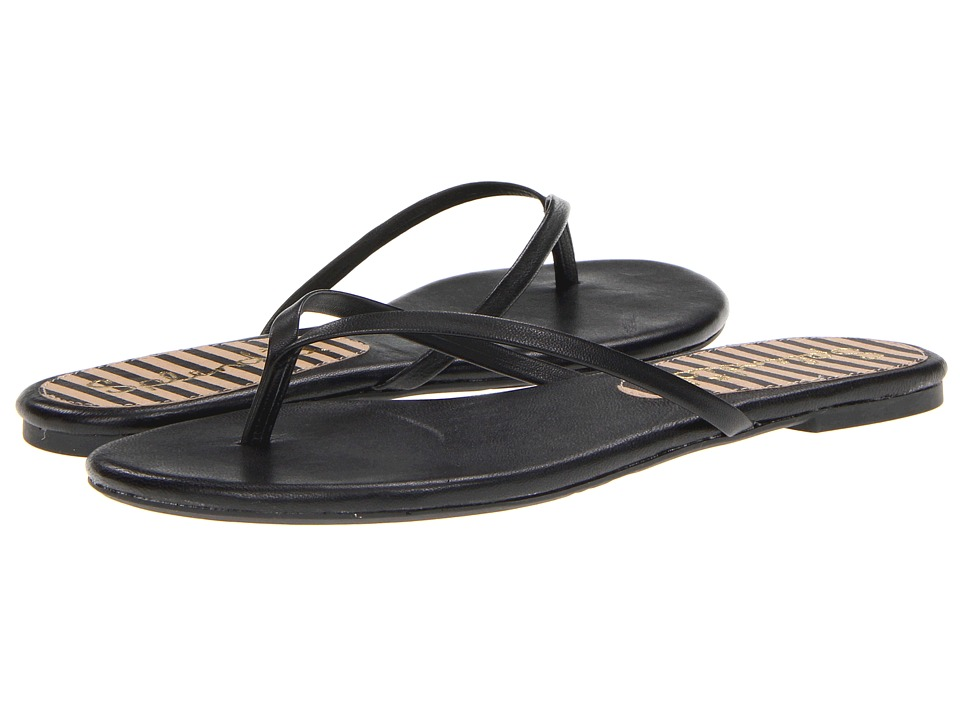 Splendid Madrid Black Womens Sandals