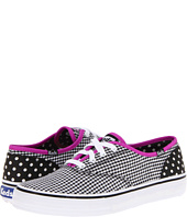Keds - Double Dutch Gingham and Dot
