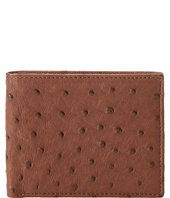 Torino Leather Co. - Ostrich Wallet