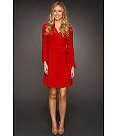 Christin Michaels - Noelle Wrap Dress
