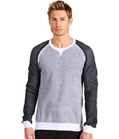 Just Cavalli - Pique Knit Raglan Sweater