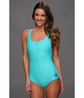Body Glove - Smoothies Zip Tank One-Piece