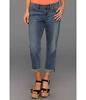 Calvin Klein Jeans Petite - Petite Ankle Crop Jean in Medium Wash