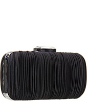 Jessica McClintock - Satin Pleated Minaudiere