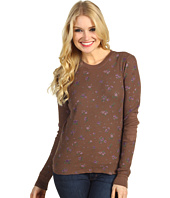 Michael Stars - Long Sleeve Floral Print Thermal