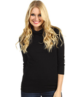 Michael Stars - 3/4 Sleeve Funnel Neck Top